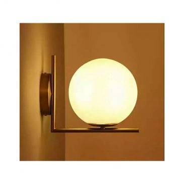Lampa ścienna 22cm Step into design Solaris biało-złota