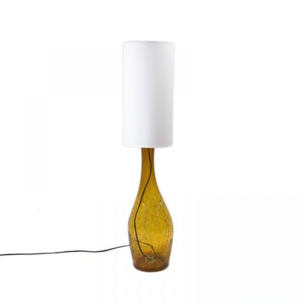 Lampa stołowa 90 Gie El miodowy LGH0170