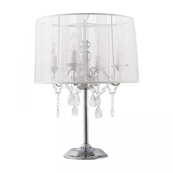 Lampa stołowa Costes Kokoon Design biały TL00060WH