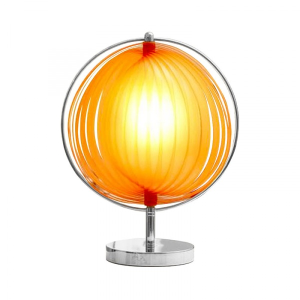 Lampa stołowa Nina Small Kokoon Design pomarańczowy TL00080OR
