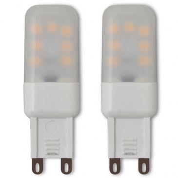 Lampa sufitowa na 6 żarówek LED G9 240 W