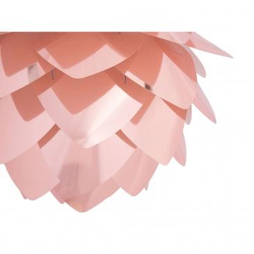 Lampa sufitowa z oprawą - miedziana - ANDELLE mini