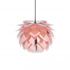 Lampa sufitowa z oprawą - miedziana - Trecento mini