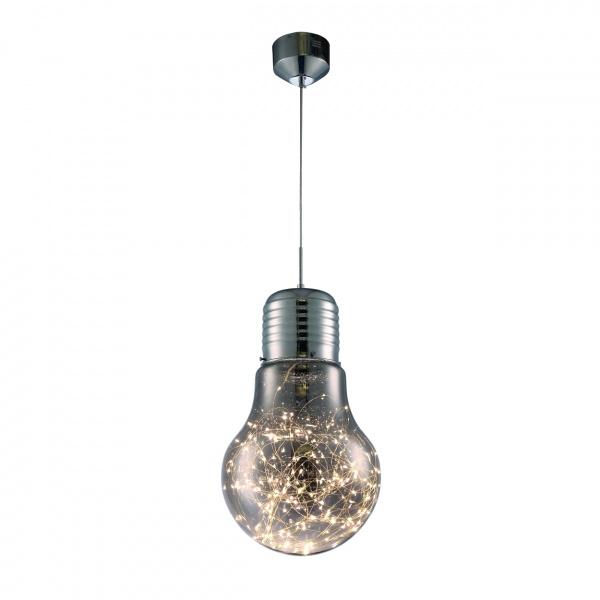 Lampa wisząca 100x30cm Milagro Bulb chrom 5902693731344