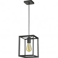 Lampa wisząca 144,5x18,5 cm Light Prestige Napoli czarna
