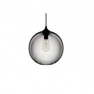 Lampa wisząca 25cm Step into design Love Bomb szara