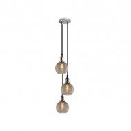 Lampa wisząca 42x150cm Altavola Design New York Loft 2 CO SCH dymiona