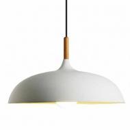 Lampa wisząca 45cm Step into design Saucer biała