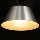 Lampa wisząca Cap Kokoon Design srebrny