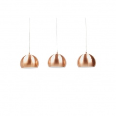 Lampa wisząca Core Kokoon Design miedź