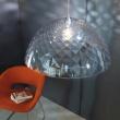 Lampa wisząca czerwona Stella M KZ-1941536