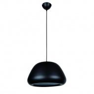Lampa wisząca Delta 1 Lampex czarna