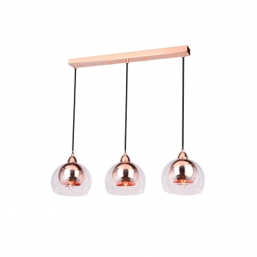 Lampa wisząca Dex 3L Lampex 574/3L