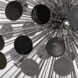 Lampa wisząca Disco HL00030CH