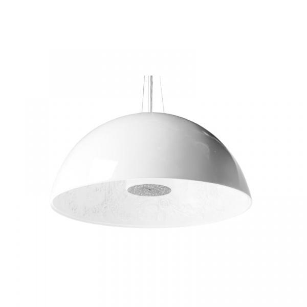 Lampa wisząca Elegante 90 King Home biały JX611D-D-90W