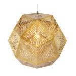 Lampa wisząca FUTURI STAR złota 48 cm