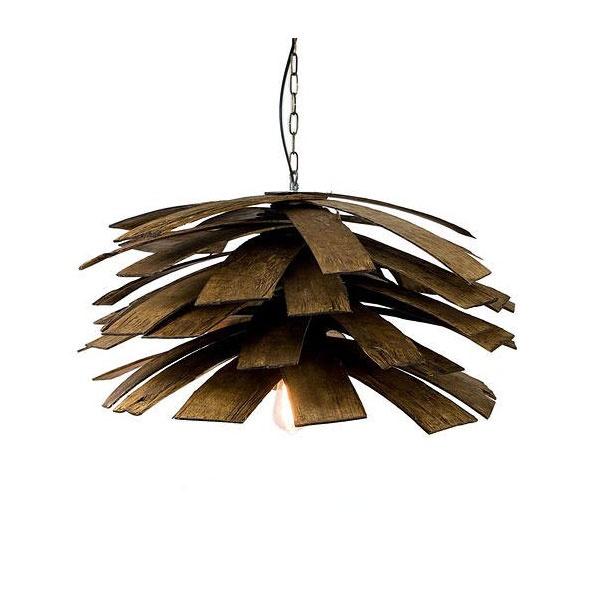 Lampa wisząca Gie El naturalny LGH0240