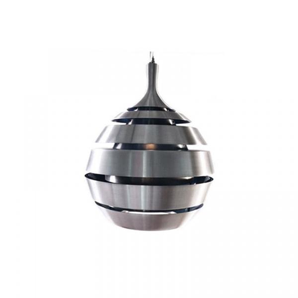Lampa wisząca Halley Kokoon Design srebrny HL00050SI