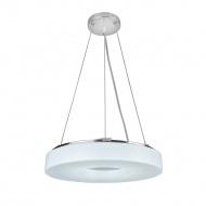Lampa wisząca Kenzo Lampex biała