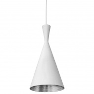 Lampa wisząca King Home Bet Shade Tall 18,5 biała