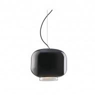 Lampa wisząca King Home Lampion 30 szara