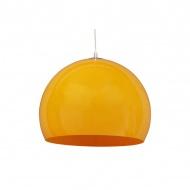 Lampa wisząca Kypara Kokoon Design pomarańczowy