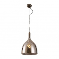 Lampa wisząca Lampex Celta A platynowa