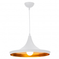 Lampa wisząca Light Prestige Sona biała