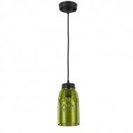 Lampa wisząca LightPrestige Vasto zielona