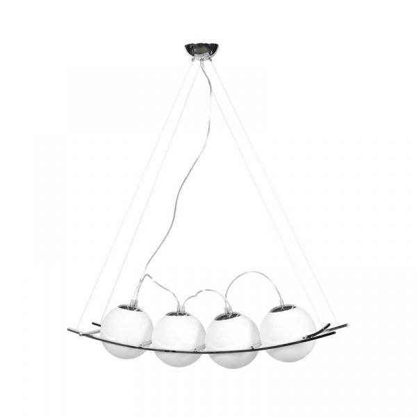 Lampa wisząca Lok Kokoon Design biały HL00060WH