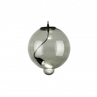 Lampa wisząca Modern Glass Bubble Smoky