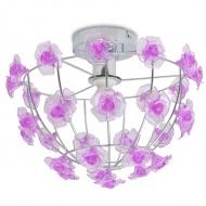 Lampa wisząca na 1 żarówkę E14