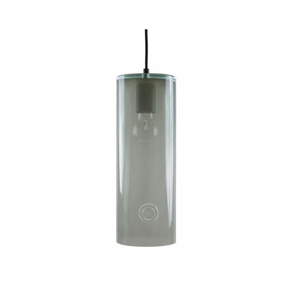 Lampa wisząca podłużna 14cm Gie El Botanica szary LGH0403