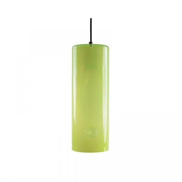 Lampa wisząca podłużna 14cm Gie El Botanica zielony LGH0401