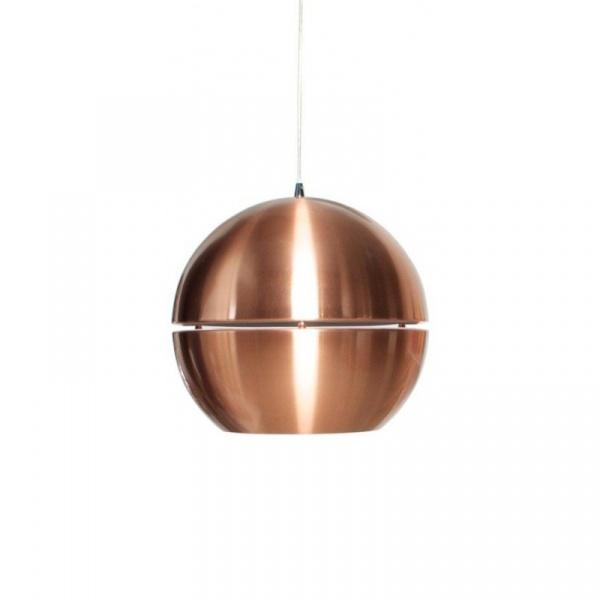 Lampa wisząca Retro '70 Copper Zuiver - 2 średnice mała ZU-5300034
