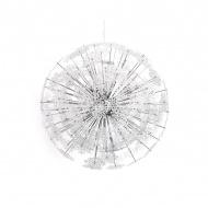 Lampa wisząca Snowflake Kokoon Design chrom