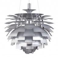 Lampa wisząca Step into design Archi srebrna