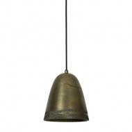 Lampa wisząca Sumeri antyczny brąz
