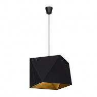 Lampa wisząca Tyrus Z2 Lampex czarna