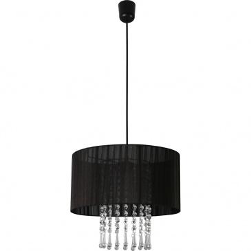 Lampa wisząca Wenecja Czarna