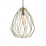 Lampa wisząca złota Giulia BLmeble