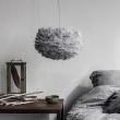 Lampa z piór Eos Vita Copenhagen Design light grey VCD-02085