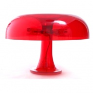 Lampka Anes czerwona
