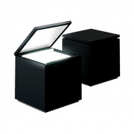 Lampka Cuboluce czarna