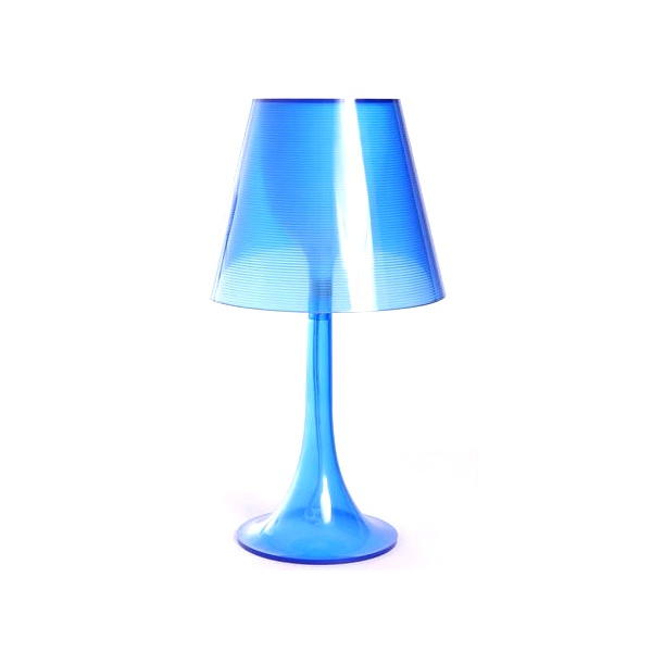 Lampka Lunatic niebieska DK-3413