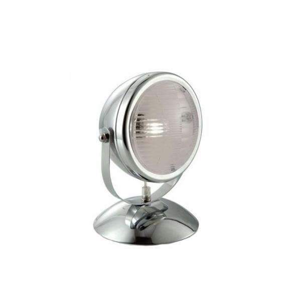 Lampka stołowa Brandani stalowa 55187