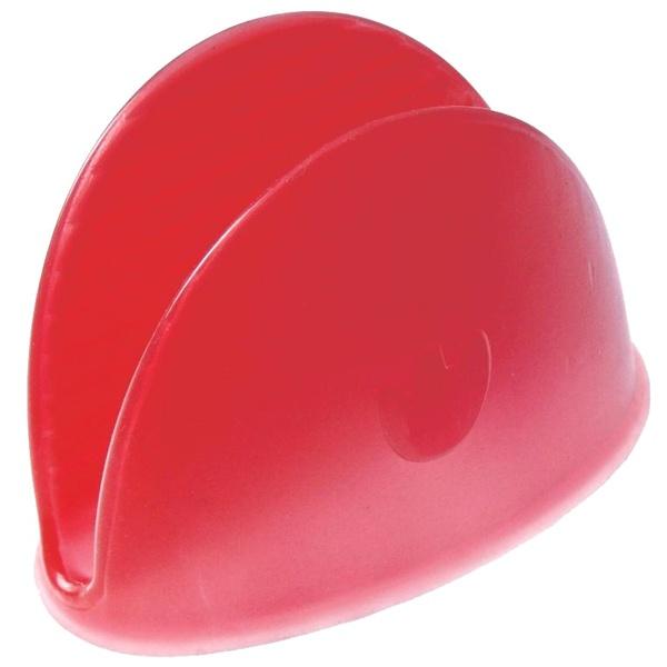 Łapka do naczyń Pavoni czerwona CHELINATRFPAV