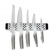 Listwa magnetyczna 31cm z 5 nożami Global