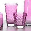 LO - Szklaneczka 220 ml, fioletowa, OPTIC 017990