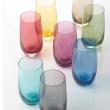 LO - Szklanka 390 ml, brązowa, COLORI 018041